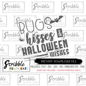 halloween printable digital download hugs hisses and halloween wishes trendy popular pinterest free commercial use best seller halloween october holiday decor printable sign shirt