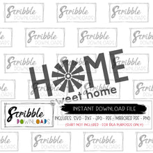 home farmhouse SVG DXF windmill vinyl stencil cut file cricut or silhouette program file cute popular fun craft night instant digital download sign frame yourself DIY iron on transfer welcome guest room cute easy fast gift