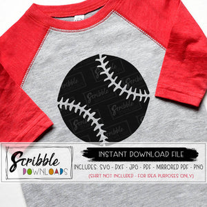 baseball softball svg dxf cut file silhouette cricut easy to use iron on printable for iron on shirt transfer cheer mom mama baseball graphic softball vector solid sublimation art black easy