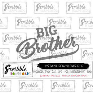Big Brother Sport Swish SVG
