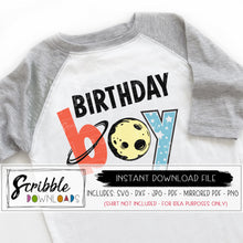 birthday boys space svg digital download cricut silhouette vinyl cut file printable iron on shirt bday boy ages 1 2 3 4 5 6 7 8 9 10 11 science outer space planets stars moon sky astonomy astrology popular cute best seller svg bday boy SVG DXF PDF PNG JPG MIRRORED PDF moon
