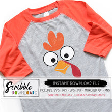 turkey face funny svg dxf jpg png kids cute popular vinyl cut file for silhouette cricut cameo design space vector graphic printable iron on transfer shirt DIY craft easy cheap popular kids thanksgiving cartoon turkey HTV boy girl kids toddler teen baby matching gobble easy fast safe secure best seller pinterest popular turkey SVG vinyl cut file