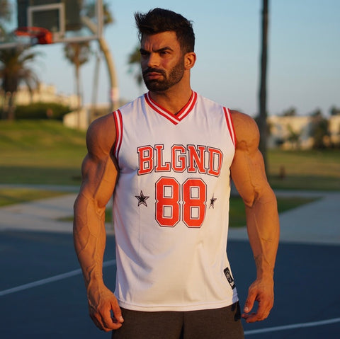 Tank – BASKETBALL - White