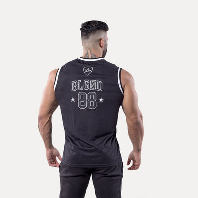 Tank – BASKETBALL - Black/Black