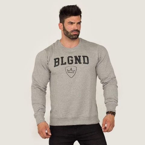 Sweater - BLGND - Grey