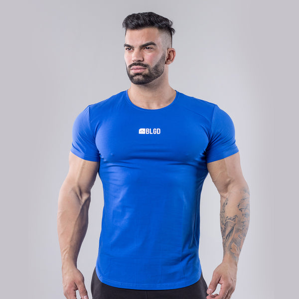Chronos - T-Shirt Blue