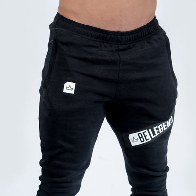 Chronos - Joggers - Black