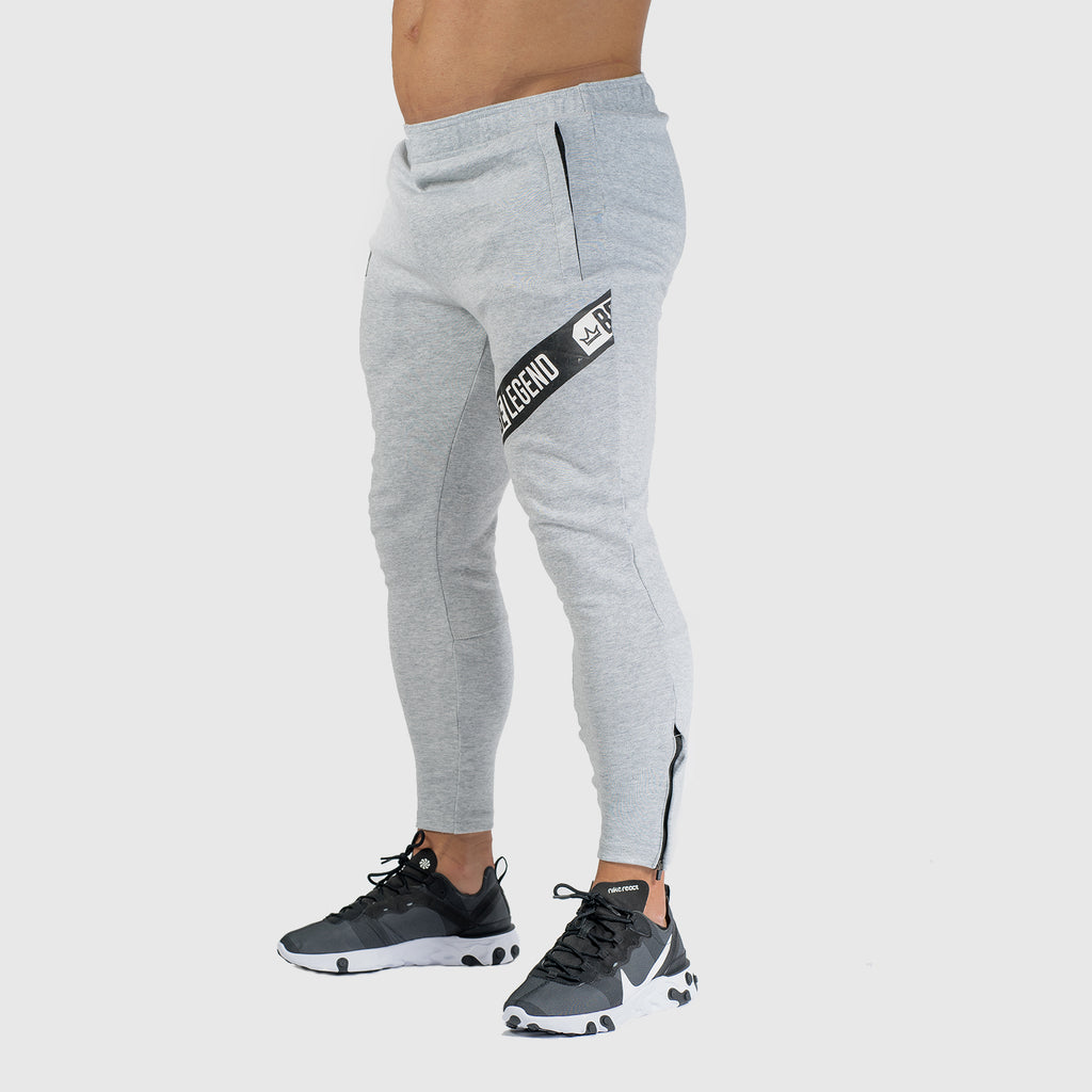 Chronos - Joggers - Grey