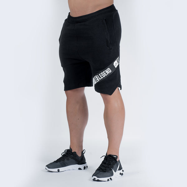 Chronos - Shorts - Black