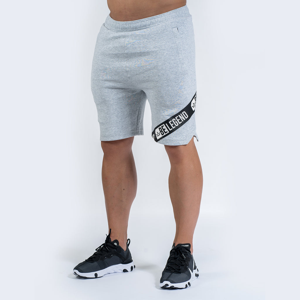 Chronos - Shorts - Grey