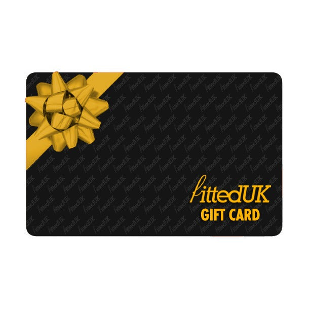 FittedUK Merchandise Gift Card