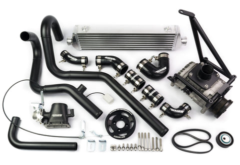 Lexus IS200 Supercharger Kit (incl  Eaton M62 SC Unit