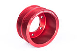 BMW M5 E60 Underdrive pulley (red)