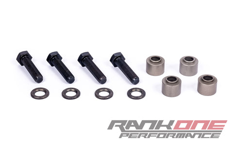 Lexus IS200/300 17mm Roll Center Adjusters kit