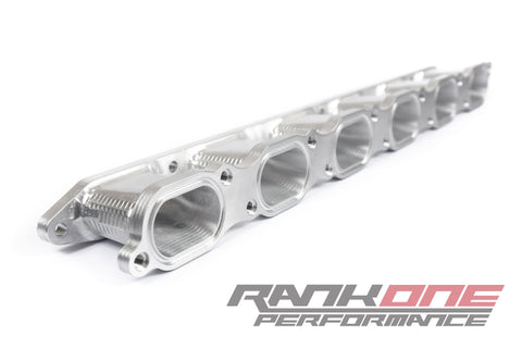 S54 Individual Throttle Bodies to M50 Billet Aluminium Adapter