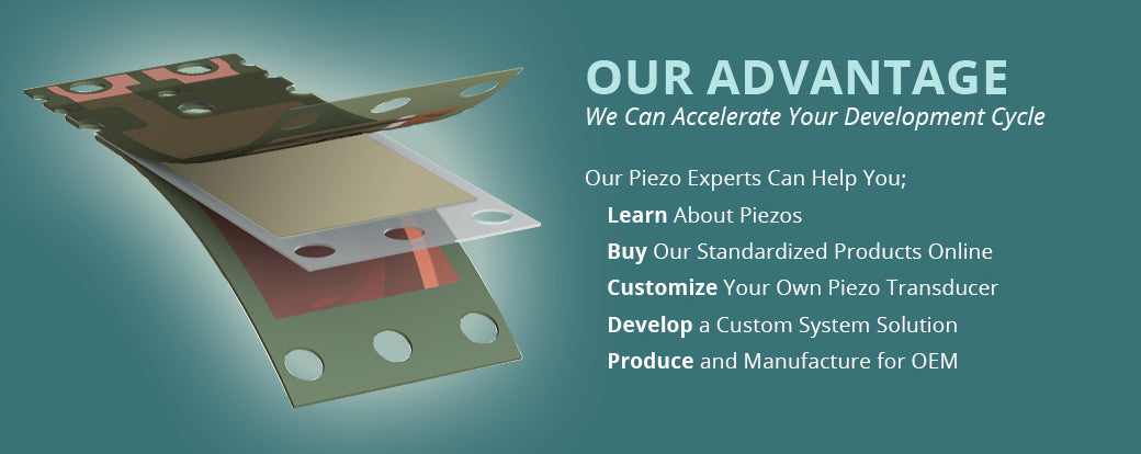 Our piezo Advantage