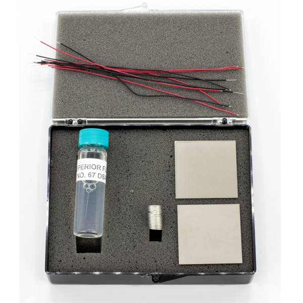 Solder Flux Kit for Silver