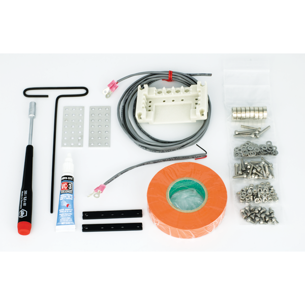 Sealed Piezo Clamping Kit