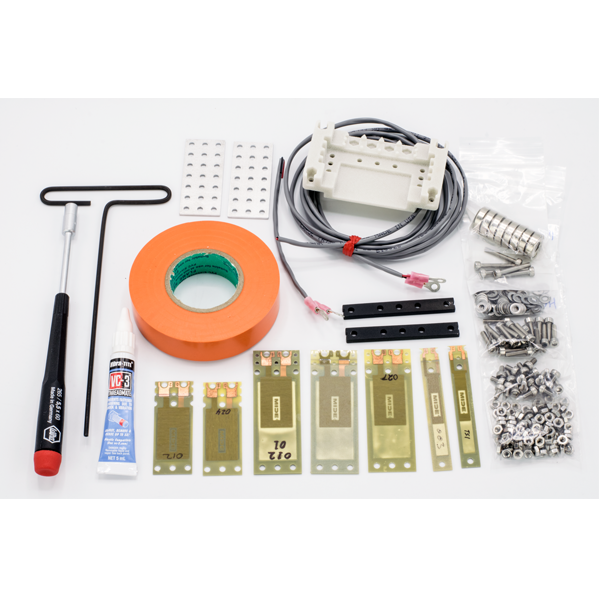 Sealed Piezo Selection & Clamping Kit