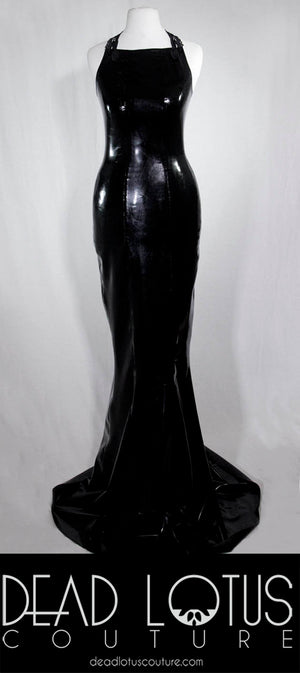 CORDELIA Dress (Fabric & Latex)