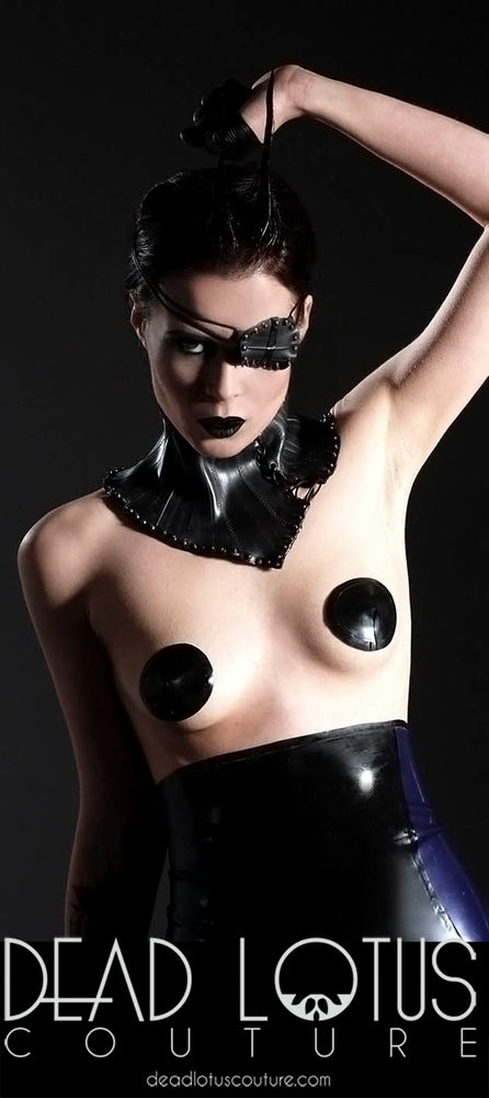 Nipple Pasties with Trim
