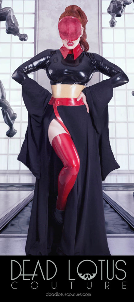 MONO Skirt (Fabric & Latex)