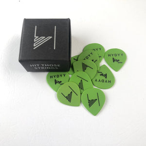 HYDYY Fire Series Delrin Guitar Picks ,Best guitar picks in dubai online