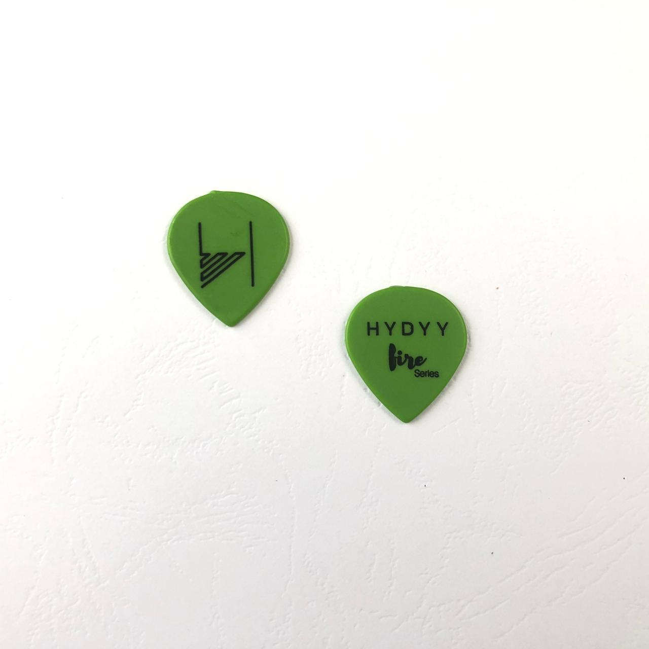 HYDYY Fire Series Delrin Guitar Picks