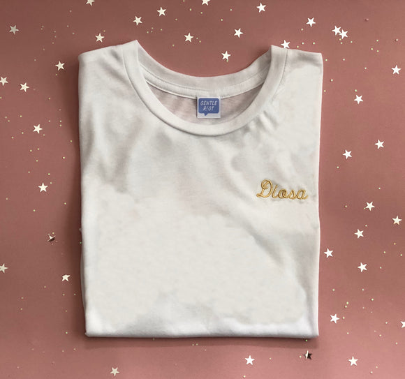 Diosa - Goddess Cropped T-Shirt