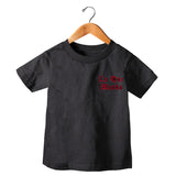 La Que Manda Embroidered Children's T-shirt