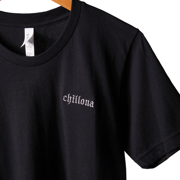 embroidered t-shirt streetwear, chillona, cry baby