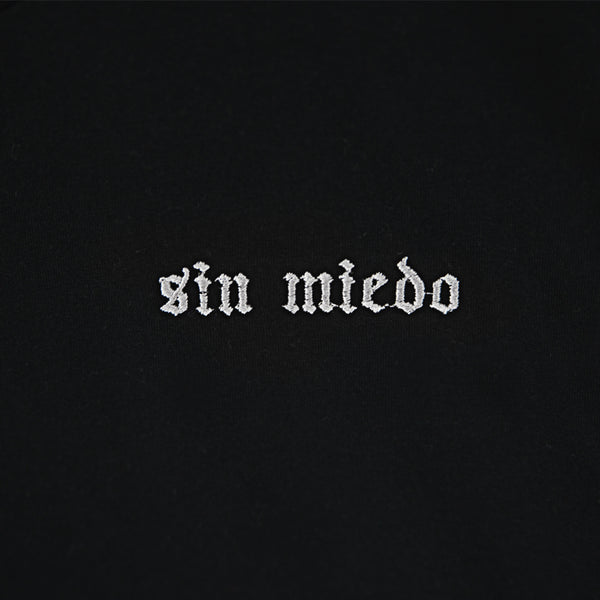 Sin Miedo Embroidered Tee