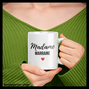 Mug - MADAME MARRAINE