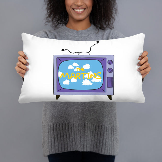 Coussin Personnalisable - The Familys - 3 formats
