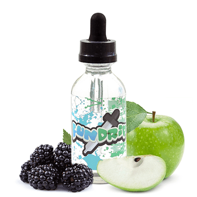 Fun Drip - Blue Raspberry Sour Apple 60ML - Liquid Guys