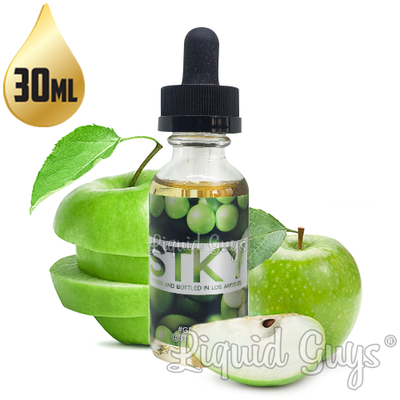 STKY - APPLE 30ML - Liquid Guys