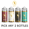 Gold Leaf Liquids - 2 Pack