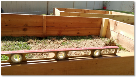 Raised Garden Bed Construction Instructions