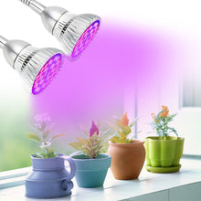 40 LEDs Double Head Plant Grow Lamp