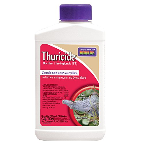 Bacillus Thuricide for Caterpillars (8-Ounce)