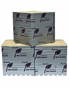 "1.5"" Rockwool Cubes for Hydroponics (pack of 15)"