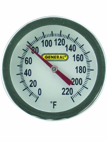 Analog Soil and Composting Dial Thermometer