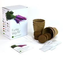 FUNKY VEG KIT - 5 Extraordinary Vegetables to Grow