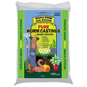 Worm Castings Soil Compost (30 lb.)