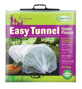 Garden Tunnels for Frost Protection