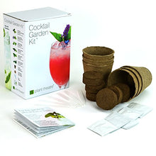 Cocktail Garden Kit - 6 Varieties of Veggies and Herbs to Make Great Drinks!