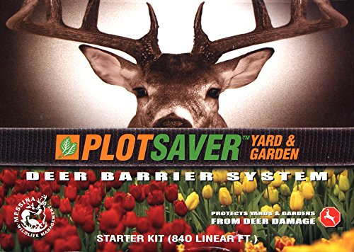 Deer Repellent Yard and Garden Starter Kit
