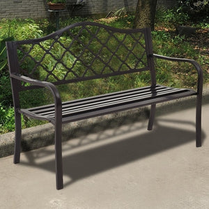 "50"" Patio and Garden Bench"