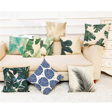 Tropical Plant Pillow Covers