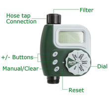 Digital Electronic Outdoor Garden Water Timer